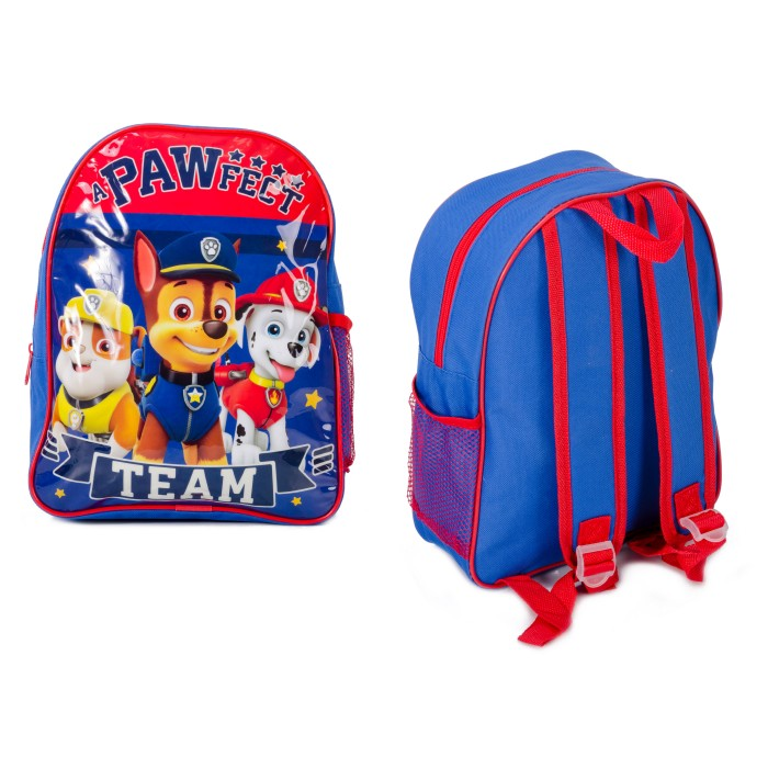 1029HV-8153 PAW PATROL CHILDREN'S JUNIOR BACKPACK