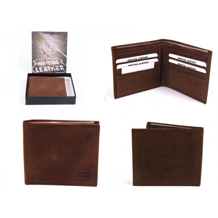 1061 HUNTING TAN LEATHER WITH RFID
