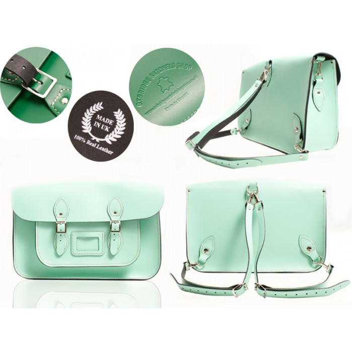 15 MINT BACKPACK OXBRIDGE SATCHEL
