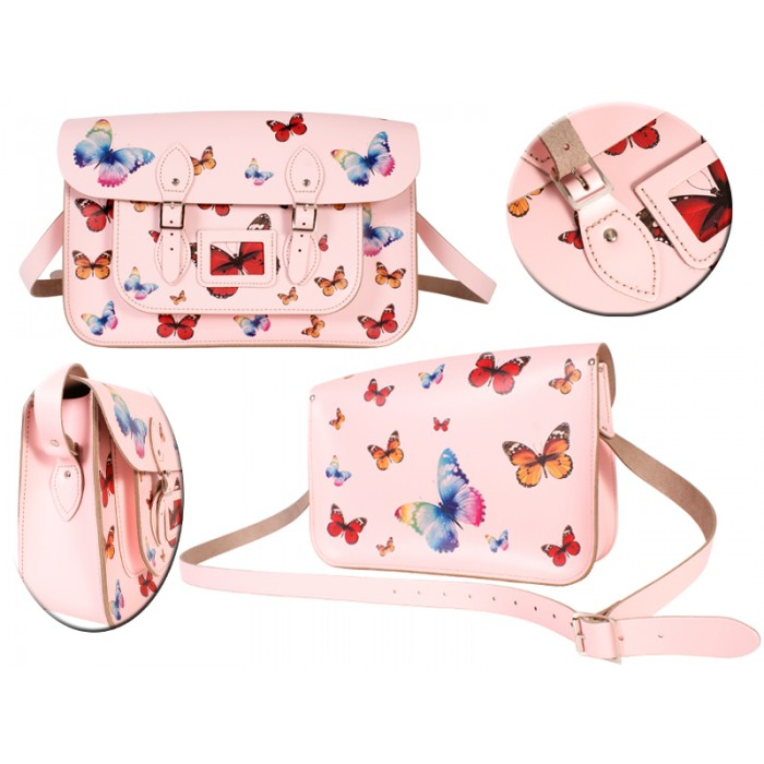 15 PASTEL PINK BUTTERFLY