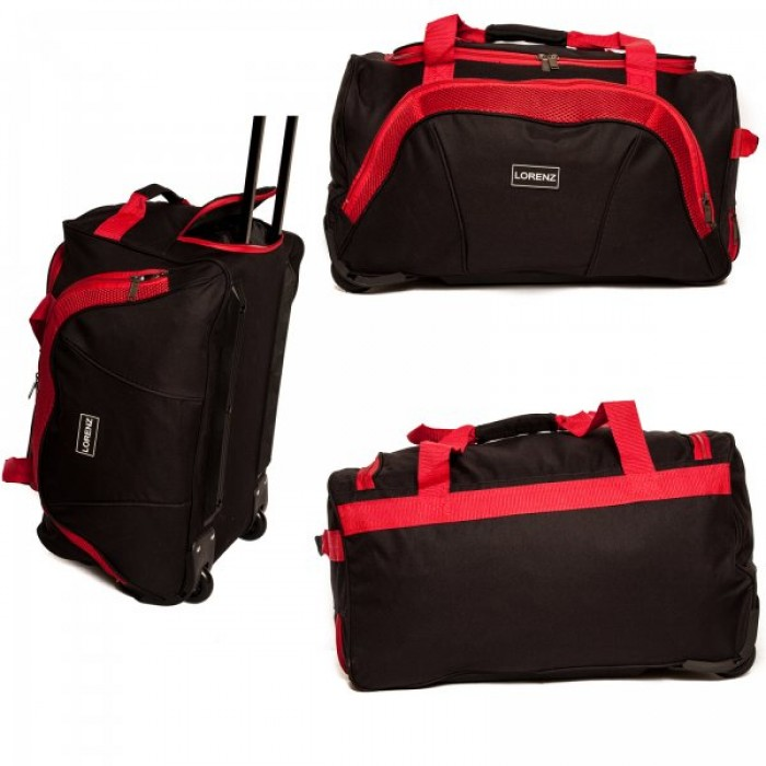 2620 Lorenz Black and Red