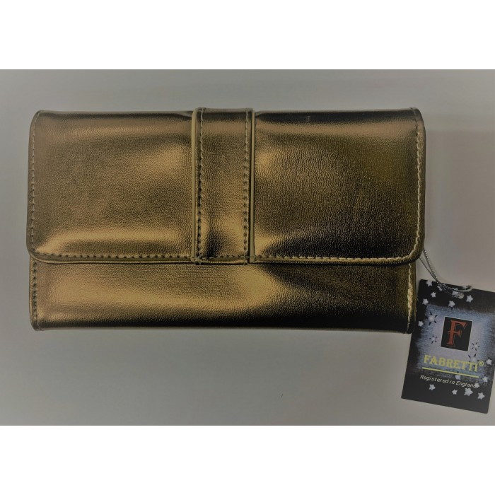 33361 BRONZE FABRETTI PURSE