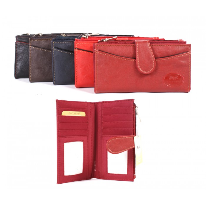 33402 RED FACCHINO PURSE