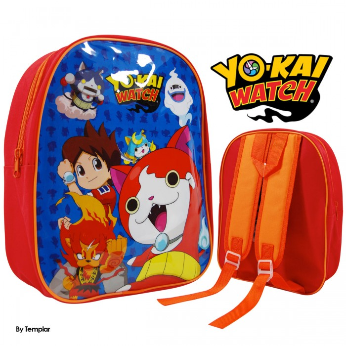 1023AHV-1644 Arch Backpack Yo-Kai Watch