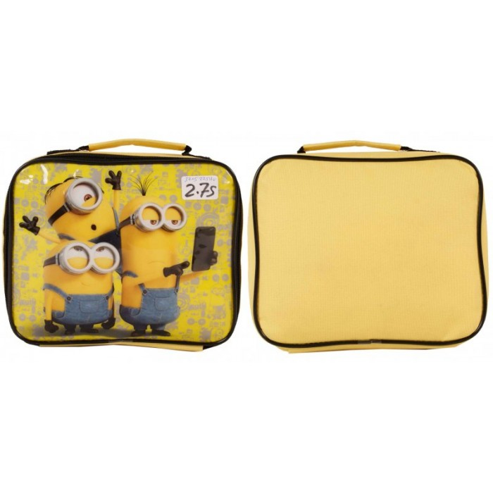 3205225HV HV MINIONS LUNCH BAG