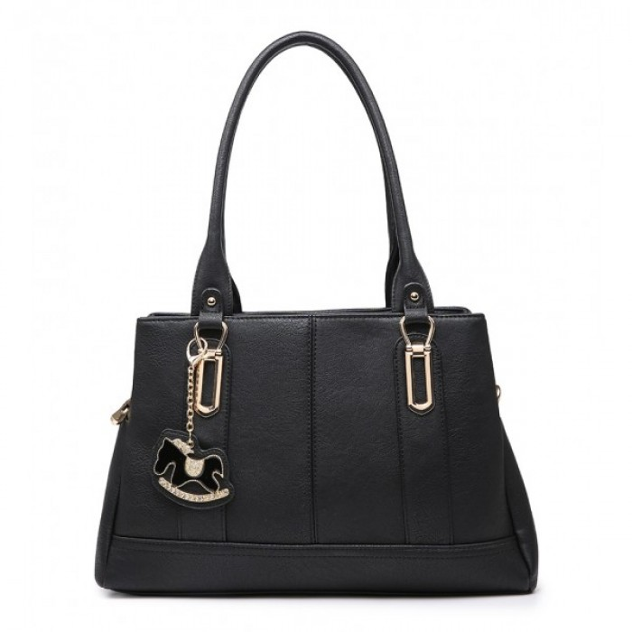 34711 Shoulder Bag - Black
