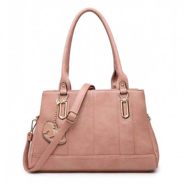 34711 Shoulder Bag - Pink