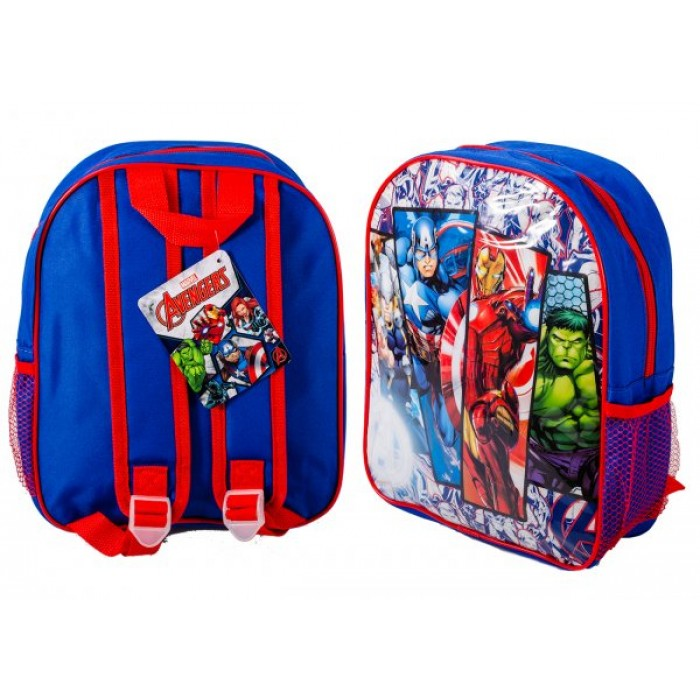 1000E29-7562T AVENGERS CHILDREN'S JUNIOR BACKPACK