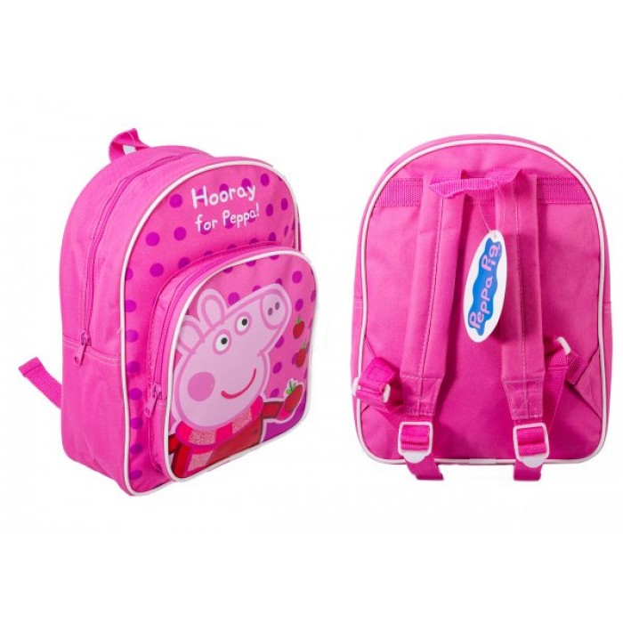 PEPPA001173 PEPPA PIG KID'S BACKPACK