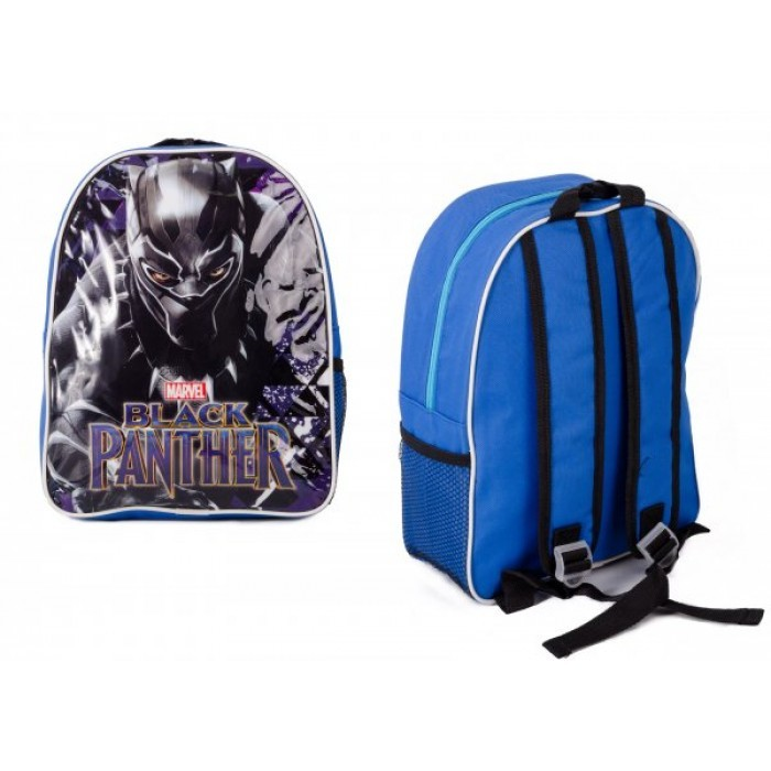 1029HV-8353 BLACK PANTHER CHILDREN'S JUNIOR BACKPACK