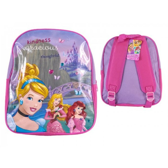 5515000HV  Kids Backpack Purple/Pink Princess  Disney