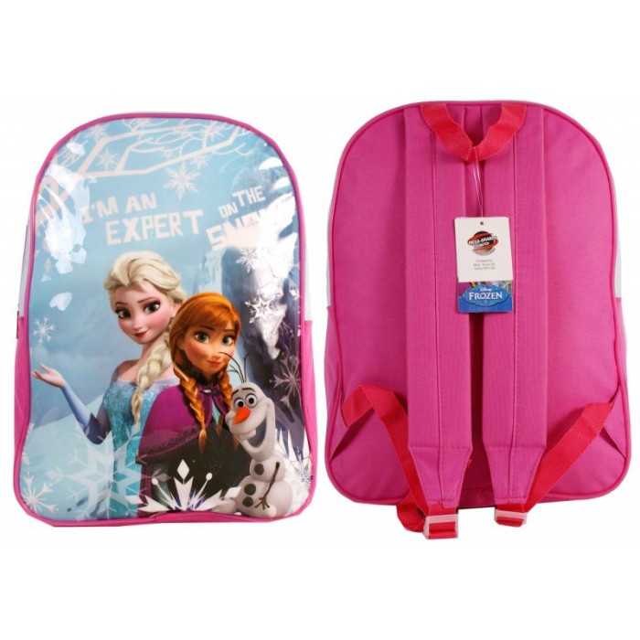 9595023 FROZEN LARGE ARCH BACKPACK