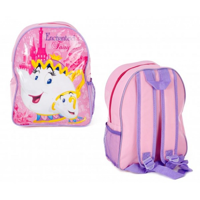 1029HV-8354 MRS POTTS BACKPACK W/ MESH SIDE POCKET