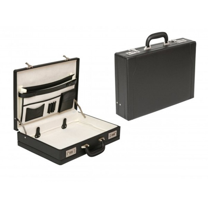 AT1590 BLACK ATTACHE CASE