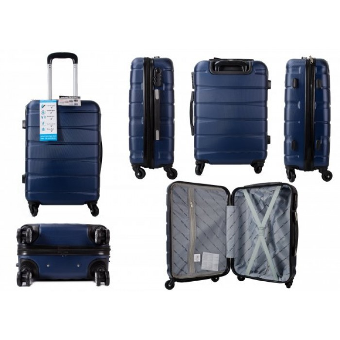 CABIN-01 AERO TRAVEL NAVY 20""