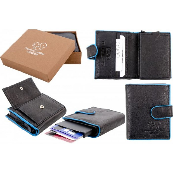 RL 9004 BLACK B RFID C-SECURE CASE WALLET