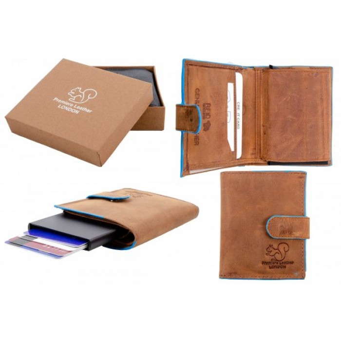 RL 9001 TAN B RFID C-SECURE CASE WALLET