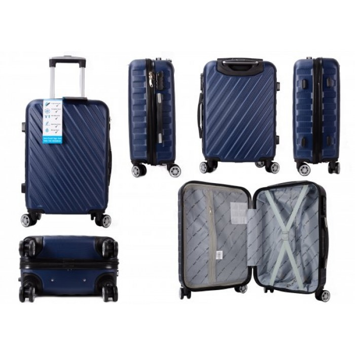 CABIN-02 AERO TRAVEL NAVY 20""