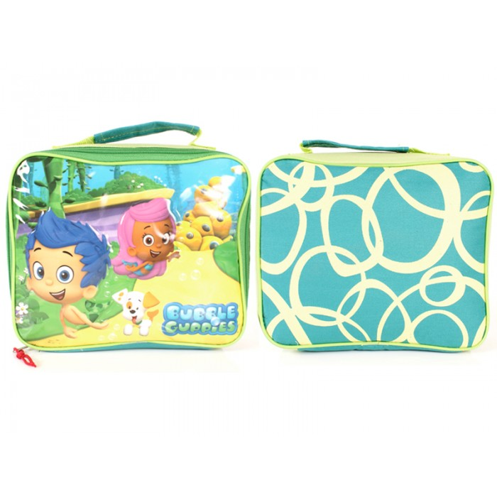 7926100 BUBBLE GUPPIES LUNCH BAG