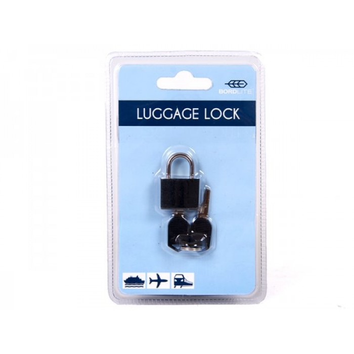 JBACC03 BLACK LUGGAGE LOCK