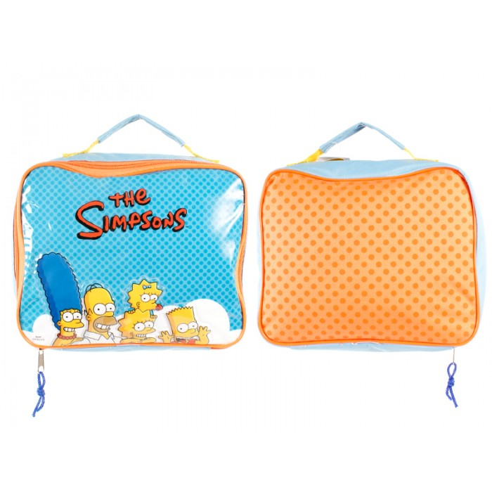 8236100 SIMPSONS LUNCH BAG