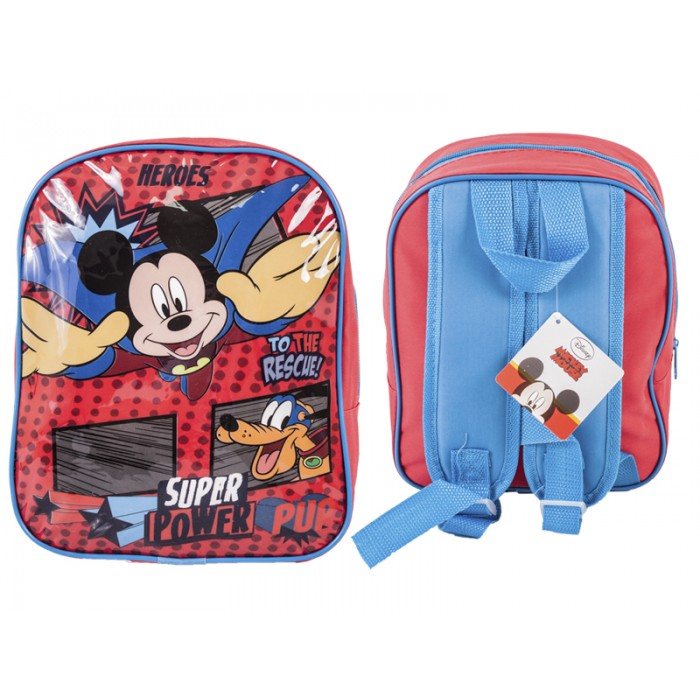 8975000HV MICKEY MOUSE RED/BLUE
