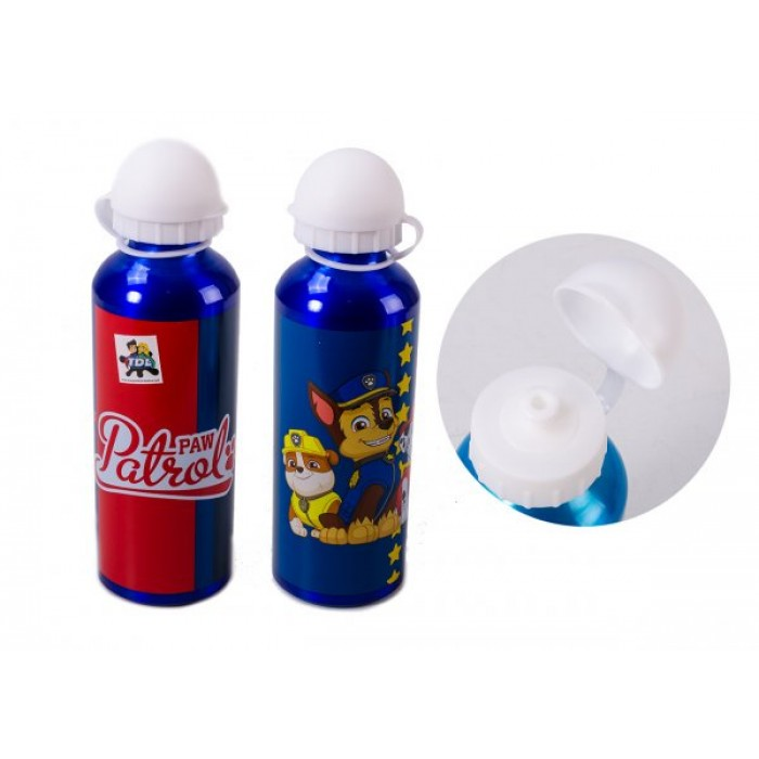 4016-71892 PAW PATROL ALUMINIUM WATER BOTTLE