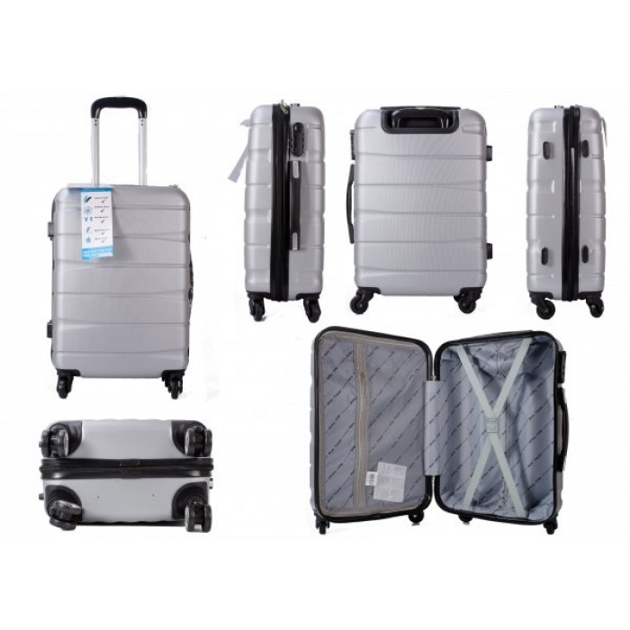 CABIN-01 AERO TRAVEL SILVER 20""
