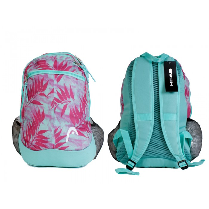 901270 Head Palm Print Backpack