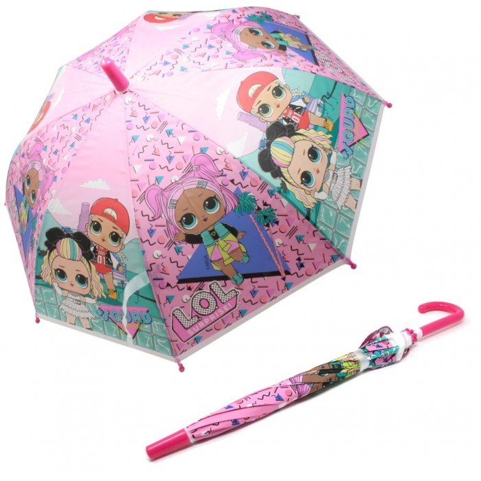 4836 LOL POE CHILDREN'S UMBRELLA