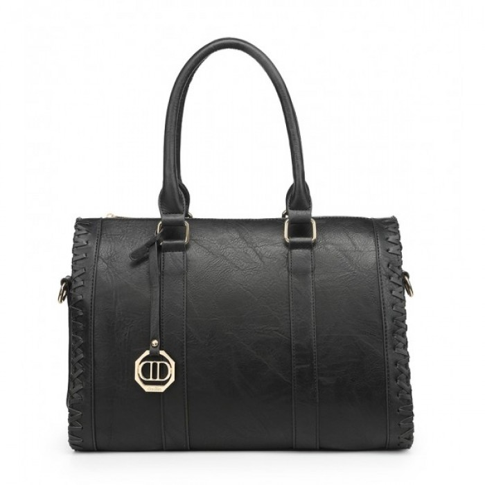 9230-95 BLACK SHOULDER BAG