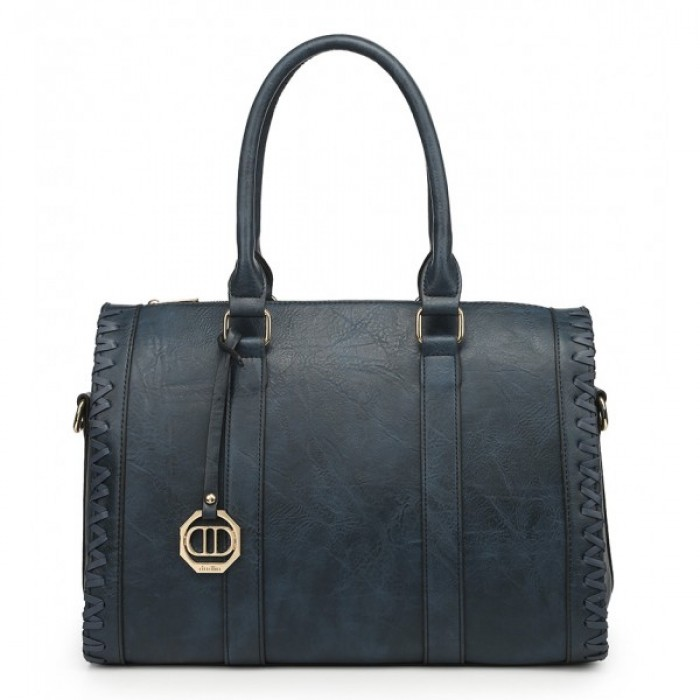 9230-95 BLUE SHOULDER BAG