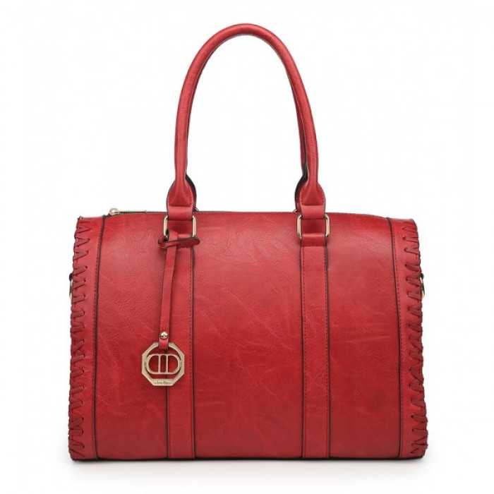 9230-95 RED SHOULDER BAG