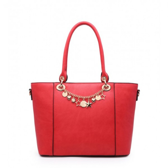 A36393 Shoulder Bag - Red