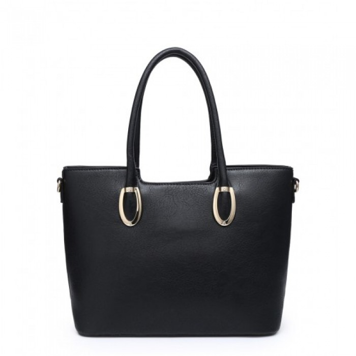 A36403 Shoulder bag-Black