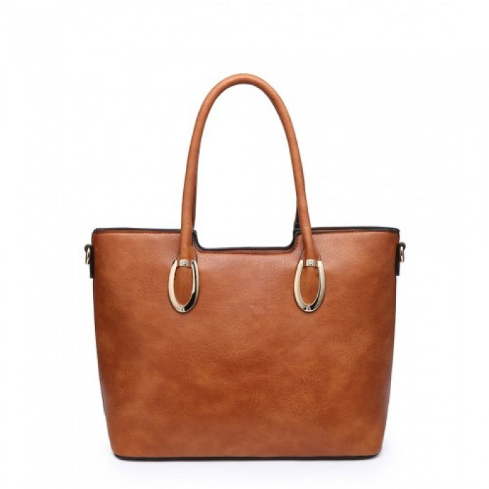 A36403 Shoulder bag-Brown