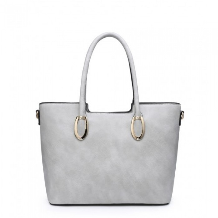 A36403 Shoulder bag-L.Grey