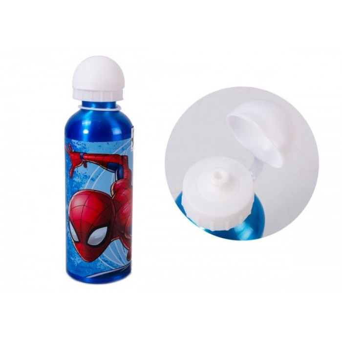 4020-7692 SPIDERMAN ALUMINIUM WATER BOTTLE