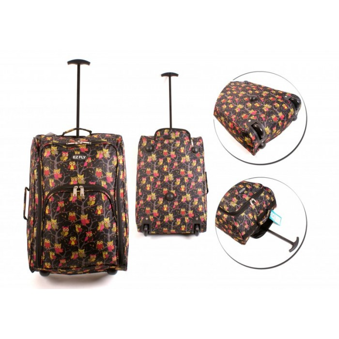 CTB-3P OWLS CABIN TRAVEL BAG