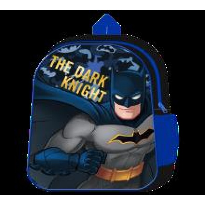 1000E29-9309 BATMAN THE DARK KNIGHT CHILDREN'S JUNIOR BACKPACK