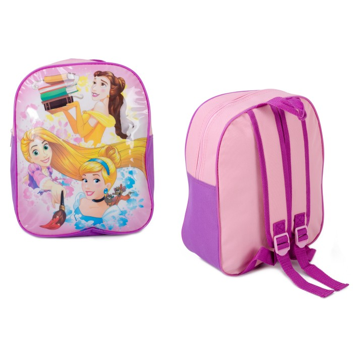 BK-DP-12 DISNEY PRINCESSES CHILDRENS BACKPACK