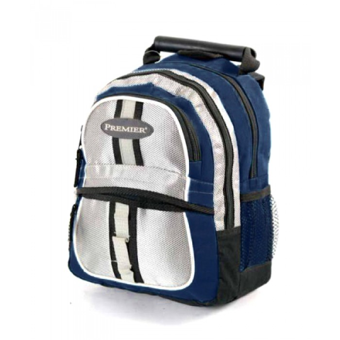 ABP-12 NAVY REFLECTIVE BACKPACK