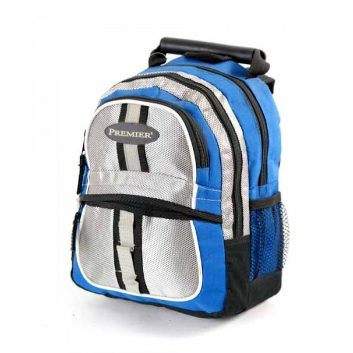 ABP-12 ROYAL BLUE REFLECTIVE BACKPACK