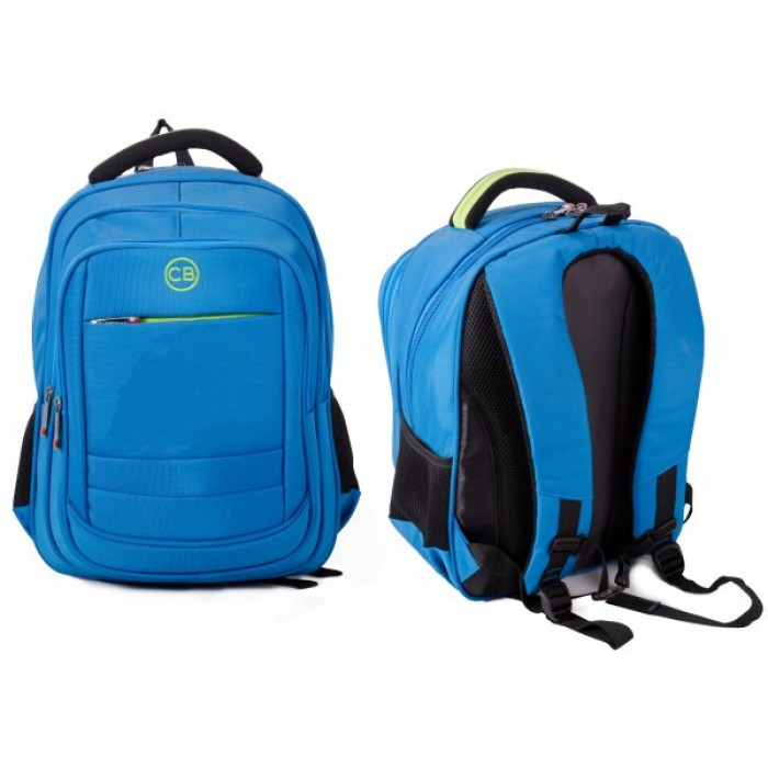 BP-830S-SB SKY BLUE BACKPACK W/LAPTOP SLEEVE