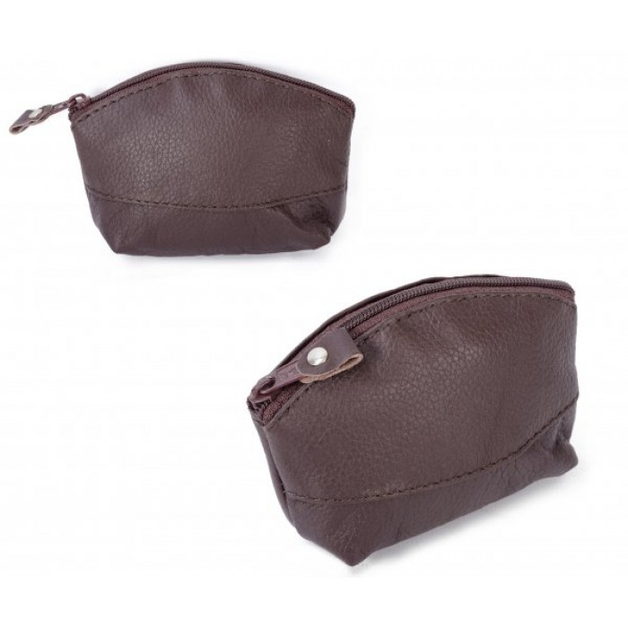 CP-50L ZIPPED POUCH COIN PURSE