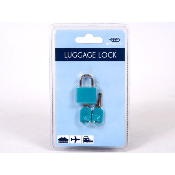 JBACC03 BLUE LUGGAGE LOCK
