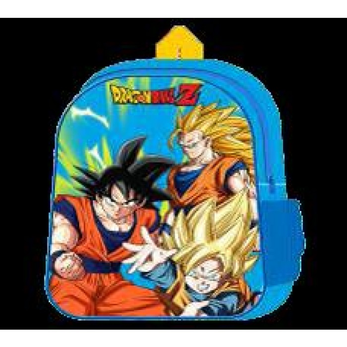1000E29-2433 DRAGONBALLZ CHILDREN'S JUNIOR BACKPACK