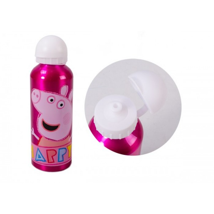 4020-9294 PEPPA PIG ALUMINIUM WATER BOTTLE