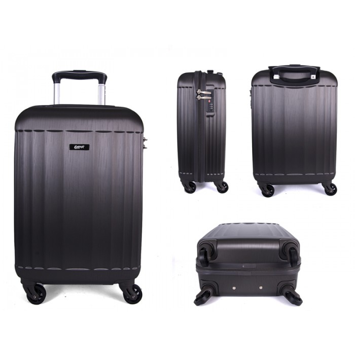 "EV-416 GREY19"" IATA CABIN SIZE TROLLEYS"
