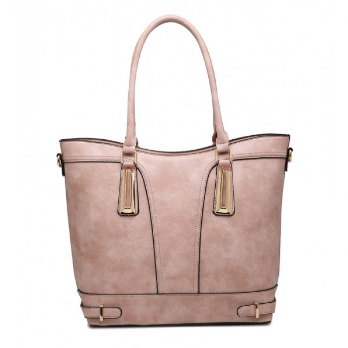 F6190 PINK SHOULDER BAG